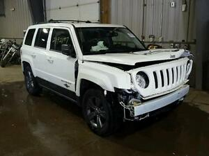 2016 4x4 Jeep Patriot DAMAGED with parts