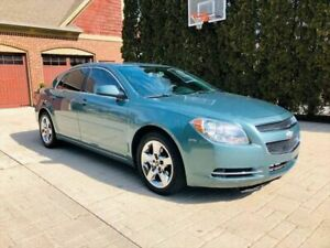 2009 CHEVROLET MALIBU LT-ONE OWNER-NO ACCIDENT-RUNS EXCELLENT