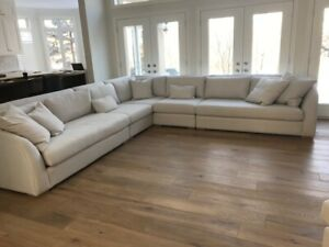 Brand new Sectional couch and chair