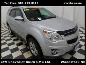 2013 Chevrolet Equinox LT AWD - Heated Seats, Rear Camera & Remo
