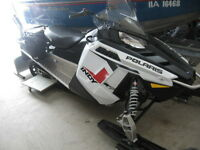AS NEW 2014 POLARIS INDY VOYAGER ONLY 30 MILES