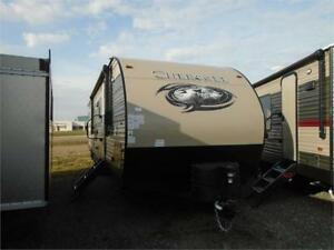 2018 FOREST RIVER CHEROKEE 294 BH LIMITED! 2 SLIDES! $30995!!