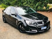 2015 Holden Commodore VF MY15 SS-V Redline Black 6 Speed Automatic Sedan Kenwick Gosnells Area Preview