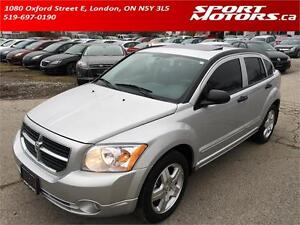 2007 Dodge Caliber SXT! New Brakes! Heated Seats! AUX Input!