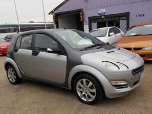 2005 Smart ForFour W454 Silver 5 Speed Manual Hatchback North St Marys Penrith Area Preview