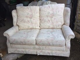 FREE: 2-seater comfy sofa in excellent condition