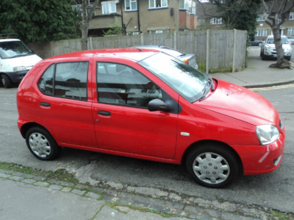 2006 Rover City Rover 1.4 Red