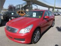 2007 Infiniti G35 Sedan Luxury X AWD