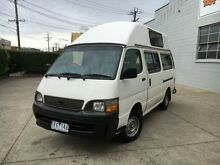 2002 Toyota Hiace SBV RCH12R 5 Speed Manual 3 BERTH CAMPERVAN Airport West Moonee Valley Preview