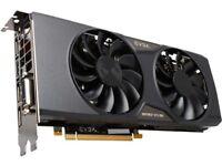 EVGA Geforce GTX 950 SC Superclocked ACX 2.0 2GB GDDR5 DSR DX12 Graphics Card