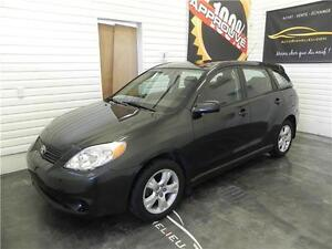 2005 TOYOTA MATRIX XR,AIR CLIMATISÉ,JANTE EN ALLIAGE(MAGS)