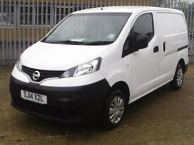 Nissan Nv200 1.5 Dci Acenta Van DIESEL MANUAL WHITE (2014)