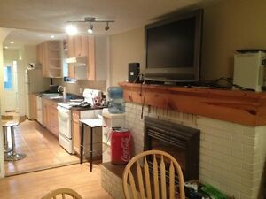 Cozy fully furnished suite close to Cap U Pet Friendly $1,200