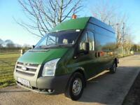 Ford Transit 2.2 TDCi Duratorq ( 115PS ) 350L High Roof Van 350 LWB 60 REG 175K