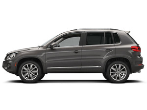 2015 Volkswagen Tiguan 4Motion Lease Take Over