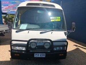 2004 Toyota Coaster Bus Hermit Park Townsville City Preview