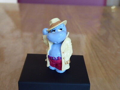 Figuren aus dem Ü-Ei: Happy Hippo Hollywood Stars 1997 - Humphrey Hartbreaker