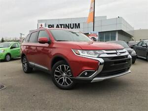 2017 Mitsubishi Outlander GT | 10 Year 160,000 KM Warranty