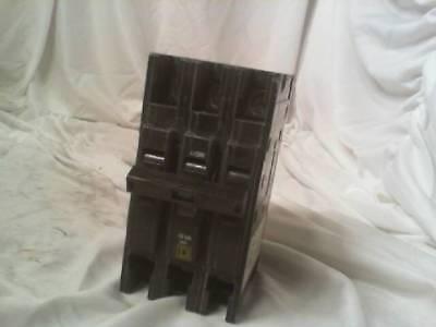 Square D Qou3100 100 Amp 3 Pole Circuit Breaker - New No Box
