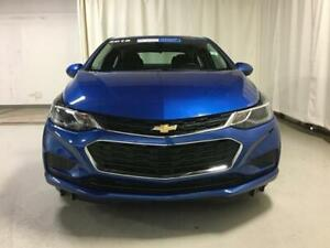 2018 CHEVROLET CRUZE LT TURBO LOW MONTHLY PAYMENTS