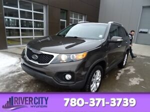 2011 Kia Sorento AWD EX Leather,  Heated Seats,  Back-up Cam,  B