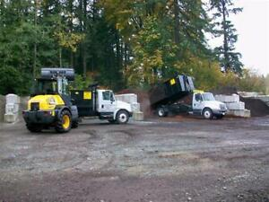 Pickup or Delivered Gravel, Garden Soil