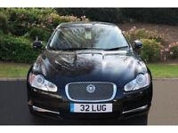 Jaguar XF Black Luxury 3.0 V6 Diesel Auto 2011