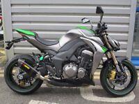 Kawasaki Z1000 ABS Performance Edition