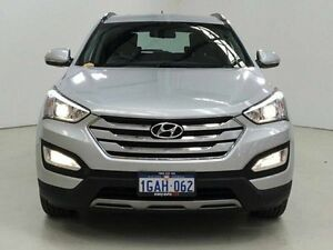 2014 Hyundai Santa Fe DM MY14 Active Silver 6 Speed Sports Automatic Wagon Edgewater Joondalup Area Preview