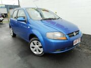 2008 Holden Barina TK MY08 Blue 4 Speed Automatic Hatchback Yeerongpilly Brisbane South West Preview