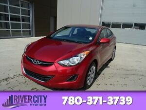2013 Hyundai Elantra GL Accident Free,  Heated Seats,  A/C,
