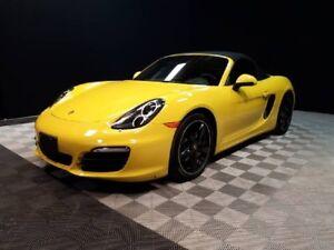 2016 Porsche Boxster CPO | Ext. Warranty | Premium PLUS | BOSE |