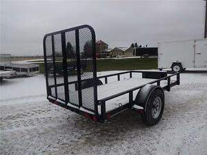 "Load Trail Single Axle Utility 4"" Channel 2,990lb!!!!! London Ontario image 4"