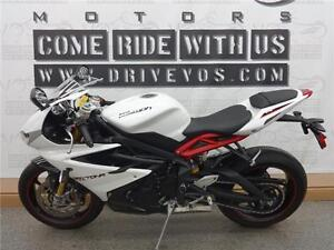 2014 Triumph Daytona 675R - V1725 -**No Payments For 1 Year