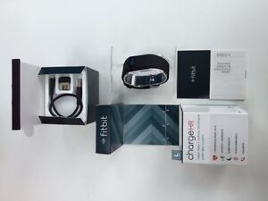 Fitbit Charge HR Large Black