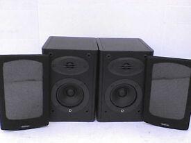 70W KEF F1 Stereo Speakers