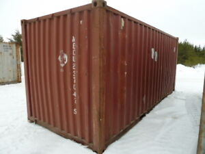 Sea - Can Container 20ft. ( FREE CROSSERS) 1- Left