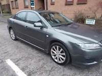 MAZDA 6 TAMURA 5 DOOR HATCHBACK 57 REG,, CLEAN CAR FOR YEAR,, MOT 30TH JULY 2018