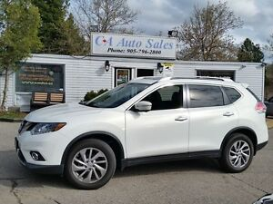 2014 Nissan Rogue SL $152 BI WEEKLY FOR 84 MONTHS WITH $500 DOWN