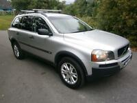 Volvo XC90 2.4 AWD 185 Geartronic 2006 D5 SE