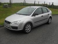 Ford Focus 1.4 2005.5MY LX ONLY 68400 Mls 16/5/17 MOT Very Tidy
