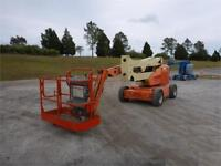 2007 // JLG E450AJ // Electric Boom Lift City of Toronto Toronto (GTA) Preview