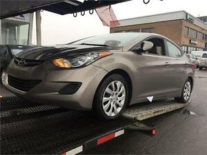 2012 Hyundai Elantra L-FULL-AUTOMATIQUE