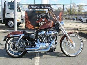 2014 Harley-Davidson XL1200V Seventy-Two Nerang Gold Coast West Preview
