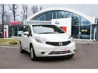Nissan Note 1.5dci (90ps) Acenta Premium DIESEL MANUAL 2016/16