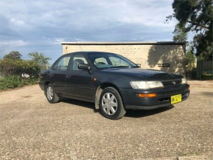 1995 Toyota Corolla AE101R CSi Green Automatic Sedan South Nowra Nowra-Bomaderry Preview