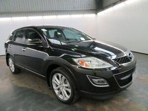 2011 Mazda CX-9 10 Upgrade Luxury (FWD) Black 6 Speed Auto Activematic Wagon Albion Brimbank Area Preview