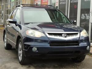 2008 Acura RDX*AWD*LEATHER*SUNROOF
