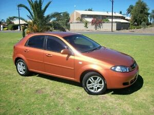 2006 Holden Viva JF JF 4 Speed Automatic Hatchback Alberton Port Adelaide Area Preview