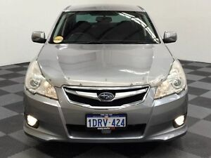 2011 Subaru Liberty B5 MY11 2.5i Lineartronic AWD Silver 6 Speed Constant Variable Sedan Edgewater Joondalup Area Preview